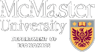 McMaster University, Department of Economics